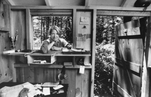 writer hc-annie-dillard-born-april-30-1945-20130225 Getty Images July 1987
